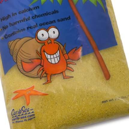 Песок CaribSea Crabitat для раков-отшельников (1 кг, Пурпурный)