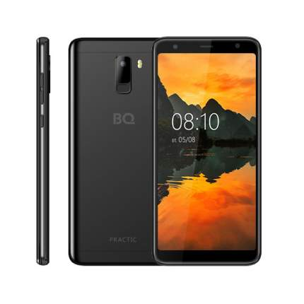 Смартфон BQ-6010G Practic 8Gb Black