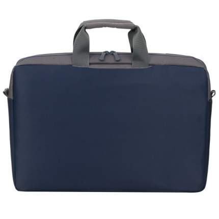 "Сумка для ноутбука 17"" Rivacase 7757 Blue/Grey"