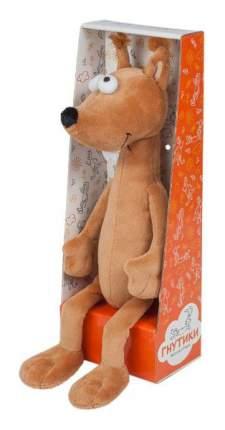 Мягкая игрушка Maxitoys Гнутики Бельчонок - Рыжий Хвостик MT-042018-2-22
