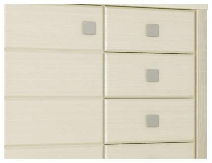 Комод Компасс-мебель Изабель ИЗ-09 KOM_IZ09_1 45х100х86,5 см, береза снежная/клен