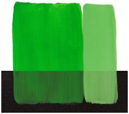 Акриловая краска Maimeri Acrilico желто-зеленый 500 мл