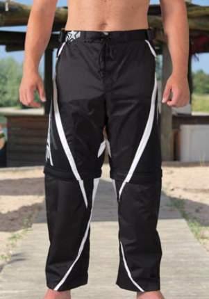 Гидробрюки Jobe Ruthless Jetski Pants, black/white, M INT