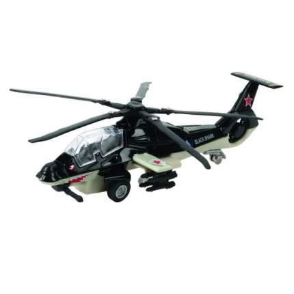 Вертолет Технопарк Black Shark