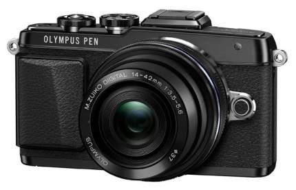 Фотоаппарат системный Olympus E-PL7 Pancake Zoom Kit Black
