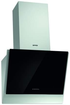 Вытяжка наклонная Gorenje WHI641E6XGB Silver/Black