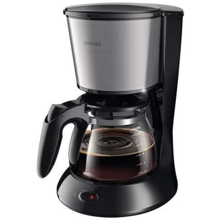 Кофеварка капельного типа Philips HD7457/20 Black/Silver