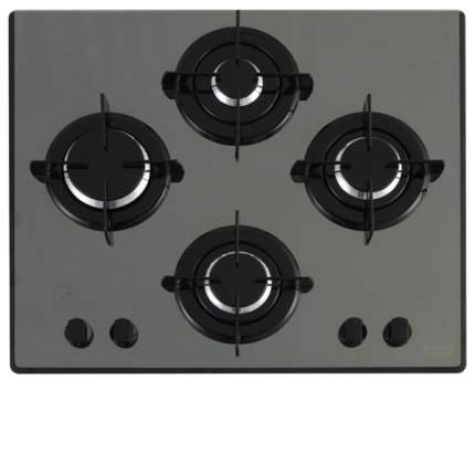 Встраиваемая варочная панель газовая Hotpoint-Ariston 7HTD 640S (MR) IX/HA Black