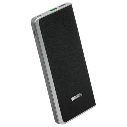 Внешний аккумулятор InterStep PB8000QC 8000 мА/ч (IS-AK-PB8000QCB-000B20) Black
