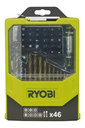 Наборы бит и сверл для дрелей, шуруповертов Ryobi RAK46MIX 46PCS MIXED ACC KIT