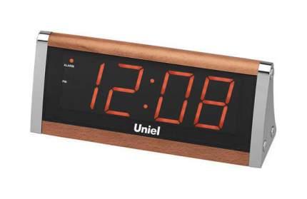 Часы-будильник Uniel uTL-12RBr UTL12RBr