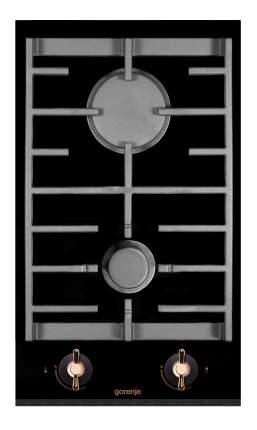 Встраиваемая варочная панель газовая Gorenje GC341INB Black