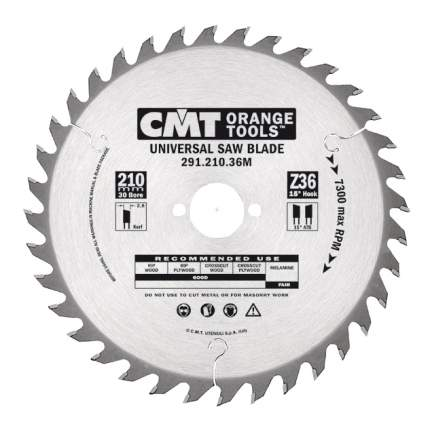 Пильный диск по дереву  CMT 291.150.24H