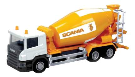 Бетономешалка металлическая Uni-Fortune Scania 1:64