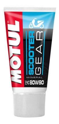 Трансмиссионное масло MOTUL Scooter Gear 80w90 0.15л 105859
