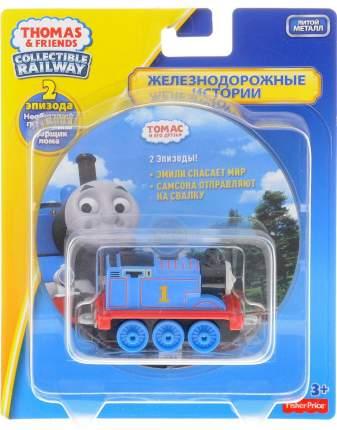 Фигурка Thomas & Friends + DVD DTL34