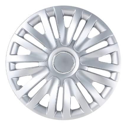 Колпак колесный Autoprofi WC-1105 SILVER (14)