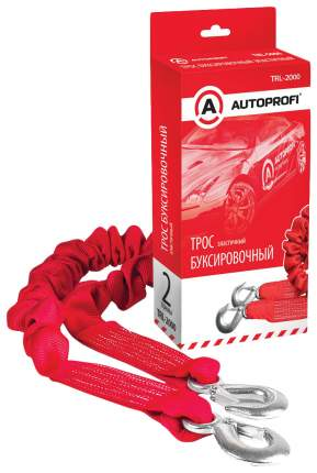 Трос буксировочный Autoprofi 4м