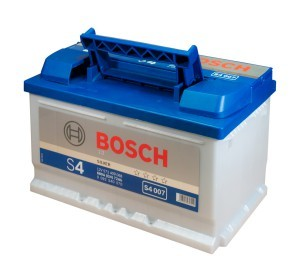 Аккумулятор автомобильный автомобильный Bosch S4 Silver 0 092 S40 070 72 Ач