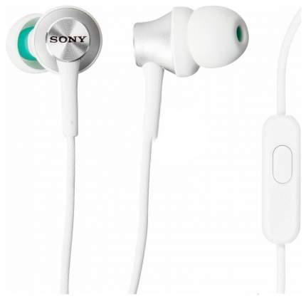 Наушники Sony MDR-EX450AP White