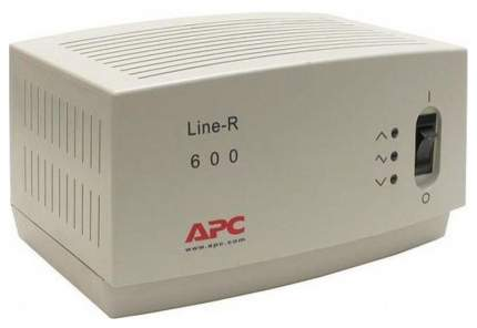 Однофазный стабилизатор APC Line-R LE600I