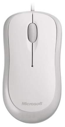 Проводная мышка Microsoft P58-00060 White