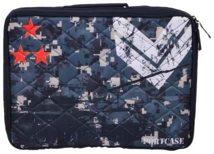 "Сумка для ноутбука 13.3"" PortCase KCB-13 Military серая"