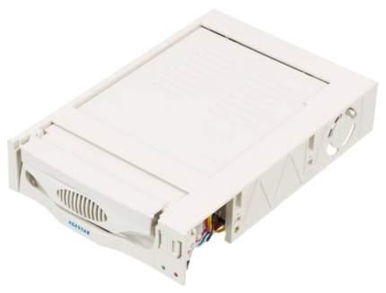 Салазка для HDD 3.5 AGESTAR MR3-SATA (K)-F бежевый SR3P-K-1F