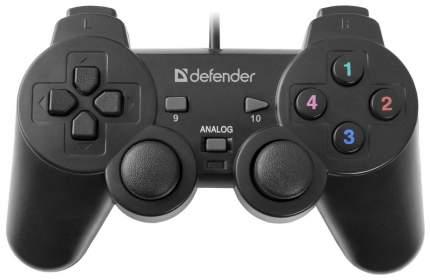 Геймпад Defender Omega USB Black (64247)