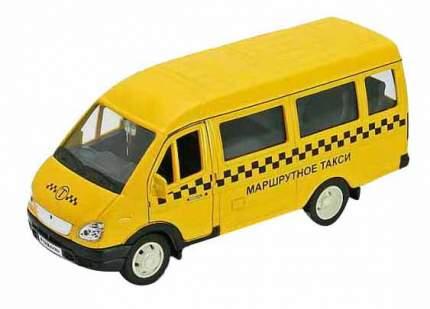 Модель машины Welly 42387ATI 1:34-39 Газель Такси