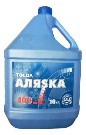 Тосол Аляsка ТОСОЛ А-40М Синий 10л 11кг