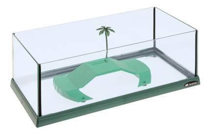 Палюдариум (акватеррариум) для рептилий Ferplast HAITI-50, 51,5 x 18,5 x 27 см