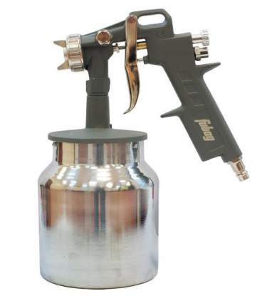 Краскопульт пневматический Fubag BASIC S750/1.5 HP серый (110102)