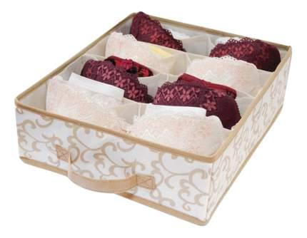 Ящик для хранения Hausmann AB313 30х35х11см натуральный