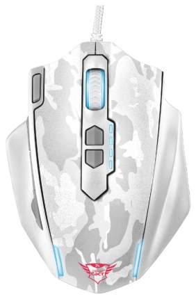 Проводная мышка Trust GXT 155W Caldor White (20852)