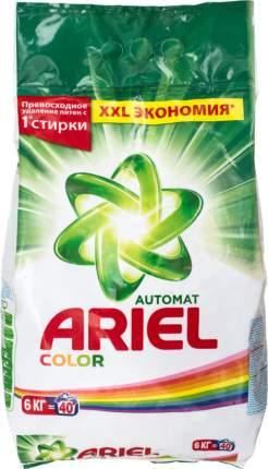 Порошок для стирки Ariel color автомат 6 кг