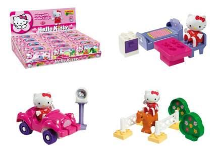 Конструктор пластиковый UNICO Hello Kitty