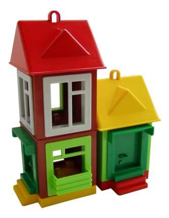 Игровой набор Форма Дом панельный