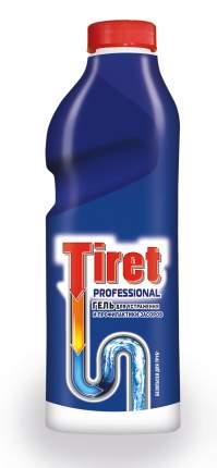 Средство для очистки труб и сливов Tiret professional 1000 мл
