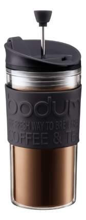 Кофейник френч-пресс дорожный Bodum Travel, 0,35л, 11102-01