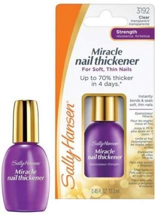 Средство для мягких и тонких ногтей SALLY HANSEN Miracle Nail Thickener