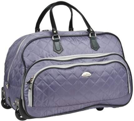 Дорожная сумка Polar 7050.1 серая 55 x 25 x 37