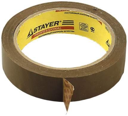 """Клейкая лента Stayer """"MASTER"""", коричневая, 25мм х 60м"""