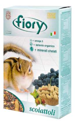 Корм для грызунов FIORY Scoiattoli 0.85 кг 1 шт