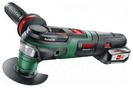 Аккумуляторный реноватор Bosch AdvancedMulti18 0603104021