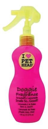 Pet Head Аромат для собак Клубничный лимонад на 24 часа, 175 мл