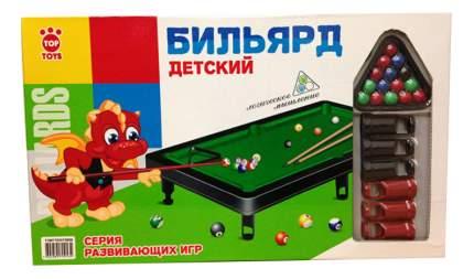 Спортивная настольная игра Top Toys Бильярд