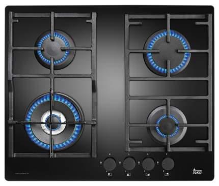 Встраиваемая варочная панель газовая TEKA CGW LUX 60 4G AI AL TR CI Black