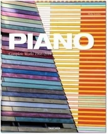 Книга Piano: Complete Works 1966-2014