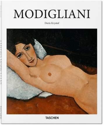 Книга Modigliani